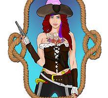 Fiery Pirate by Massacci