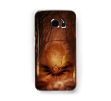 Epic Link - LOZ Triforce in the woods Samsung Galaxy Case/Skin