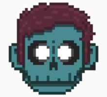 Pixel Zomboy by Jackapedia