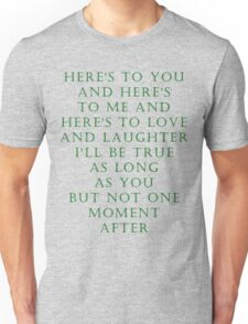 Love & Laughter T-Shirt Unisex T-Shirt