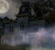 Ghost House by Donna Sherwood