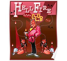 HellFire Supper Club Poster