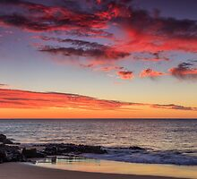 Sunset Tuesday by robcaddy