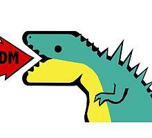 JDM Dino by sahyalowe