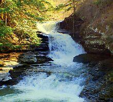 Angel Falls~ fast shutter by buddykfa