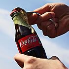 grab a coke by Renee Eppler