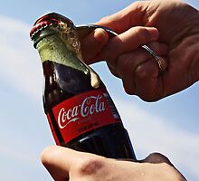 grab a coke by Renee Eppler