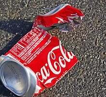 tear open a can and a smile by Renee Eppler
