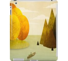 Explore Autumn iPad Case/Skin