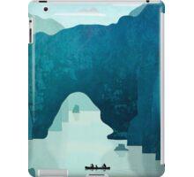 Explore Pont D'Arc iPad Case/Skin