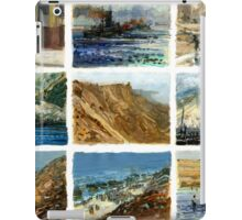 Six sketchbook pages iPad Case/Skin