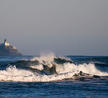 Tillamook Rock Lighthouse by Bryan Peterson
