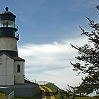 Cape Disappointment Lighthouse by Bryan Peterson