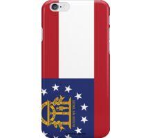 Georgia State Flag  iPhone Case/Skin