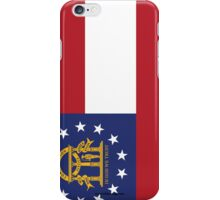 Georgia State Flag  iPhone Case/Skin