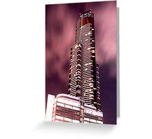 Eureka Tower Greeting Card