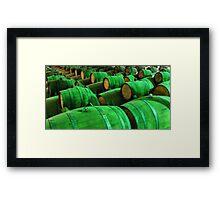 Cellar C Framed Print