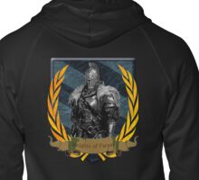 Knights of Faram Zipped Hoodie