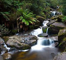Kepples Falls by Mark Jones