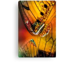 Mask the Almighty Canvas Print