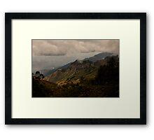 Horton Plains Framed Print