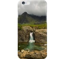 Stormy Pools iPhone Case/Skin