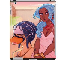 vivi and carue iPad Case/Skin