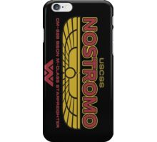 USCSS Nostromo Starfreighter iPhone Case/Skin