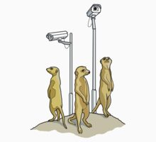 Meerkat CCTV Kids Clothes