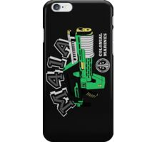 M41A Pulse Rifle Aliens Edition iPhone Case/Skin