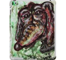Homage to X-Calibur - A Fine Dachshound iPad Case/Skin
