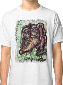 Homage to X-Calibur - A Fine Dachshound Classic T-Shirt