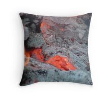 Ashes too Throw Pillow