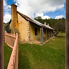Historic Hartley, NSW, Australia by Gayle Shaw