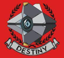 destiny ghost ensignia Kids Clothes