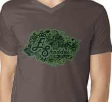 El.Shaddai.  Mens V-Neck T-Shirt