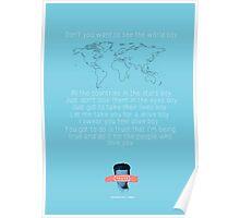 Fun - Lyrics - TRXYE - Troye Sivan Poster