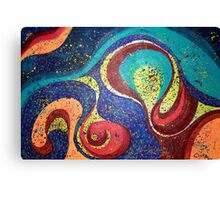 Oceans Womb Canvas Print
