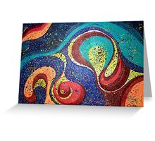 Oceans Womb Greeting Card