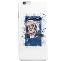 First Lord of Time iPhone Case/Skin