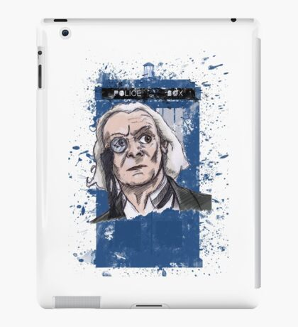 First Lord of Time iPad Case/Skin