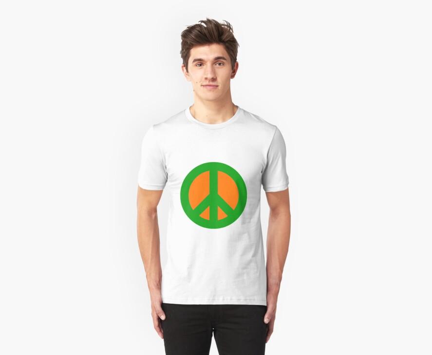 Irish Peace T-Shirt by Che Dean