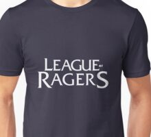 League of Ragers - Invert Unisex T-Shirt