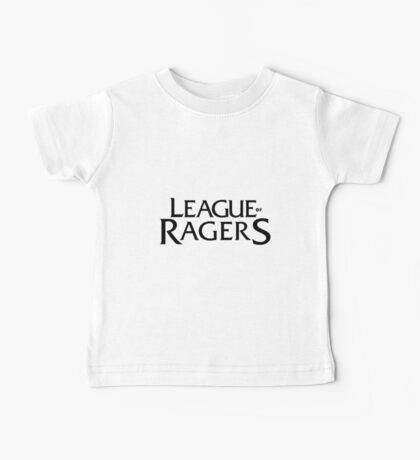 League of Ragers Baby Tee