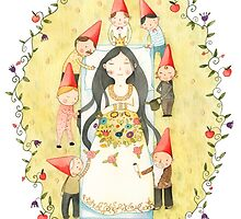 Snow White by Judith Loske