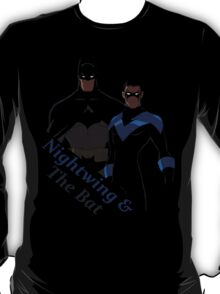 Nightwing and The Bat T-Shirt