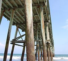 Under the Pier by Emilie Pennington