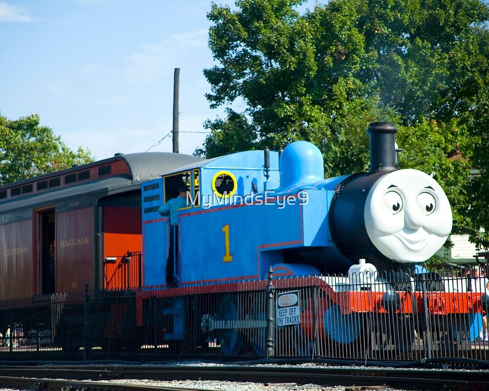 Thomas by Mary Campbell