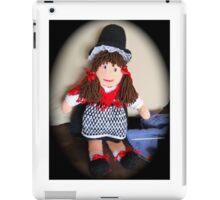 WELSH DOLL iPad Case/Skin