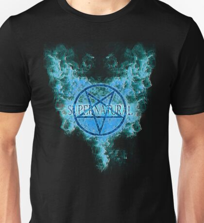 Supernatural Hells Wings Unisex T-Shirt